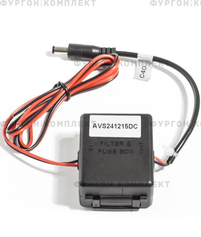 Адаптер питания 24В в12В AVS241215DC