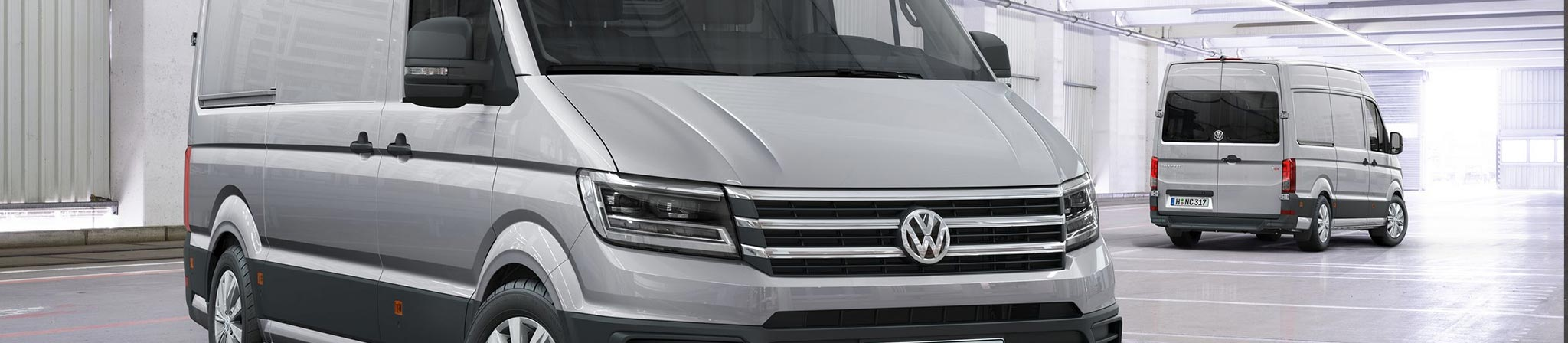 Volkswagen Crafter 2017 — больше не Меrcedes-Benz