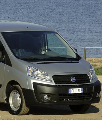 Fiat ScudoII (2006 - 2012 гг)