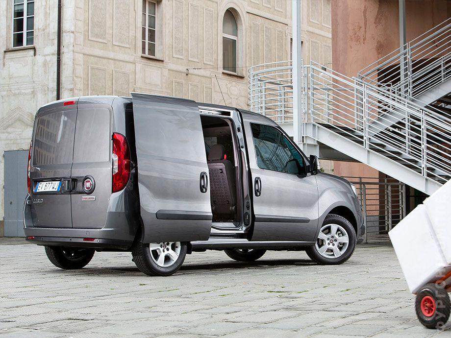 Fiat Doblo Cargo 2017