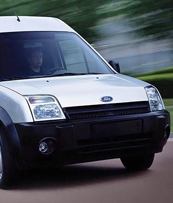 Обшивка для Ford Transit Connect I Restyling
