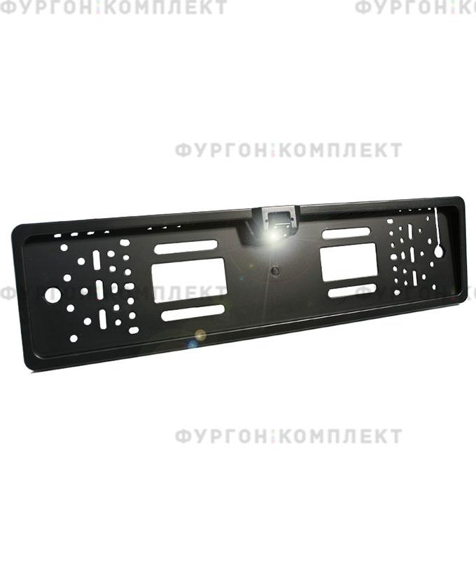 Камера заднего вида врамке номерного знака AVS388CPR