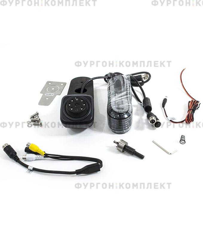 Камера заднего вида AVS325CPR дляVolkswagen Crafter 2017 (обзор 170°, 728x488 px)
