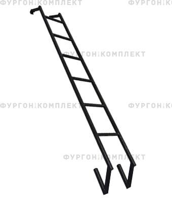 Лестница навесная надверь фургона (высотой до 3,2 м)