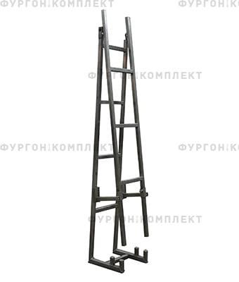 Лестница-трансформер длябагажника нафургон