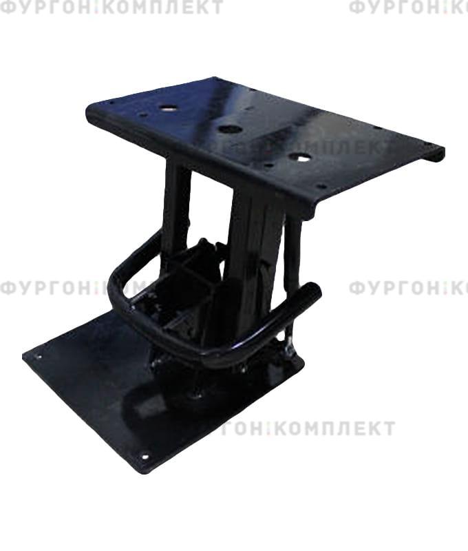 Опора сиденья с механизмом наклона