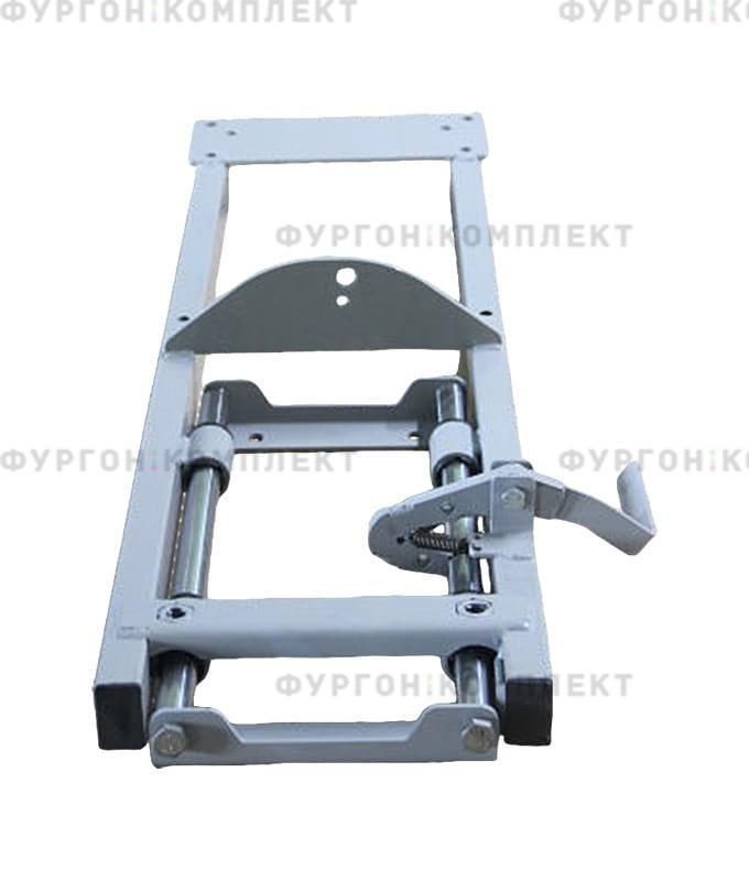 Сдвоенная опора сиденья с механизмом сдвига