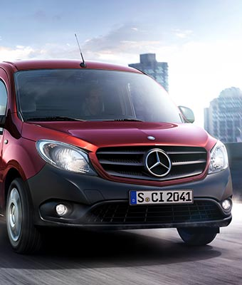 Конфигуратор комплекта обшивки для Mercedes-Benz Citan