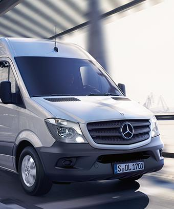 Комплект обшивки «Профессионал» для Mercedes-Benz Sprinter W906