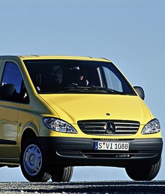 Комплект обшивки «Стандарт» для Mercedes-Benz VitoW639