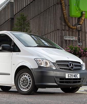 Mercedes-Benz Vito W639 Restyling (2010 - 2014 гг)