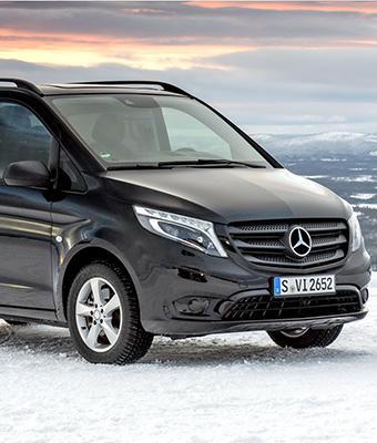 Комплект обшивки «Профессионал» для Mercedes-Benz VitoW447
