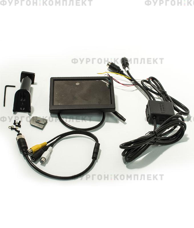Монитор на лобовое стекло AVS0504BM