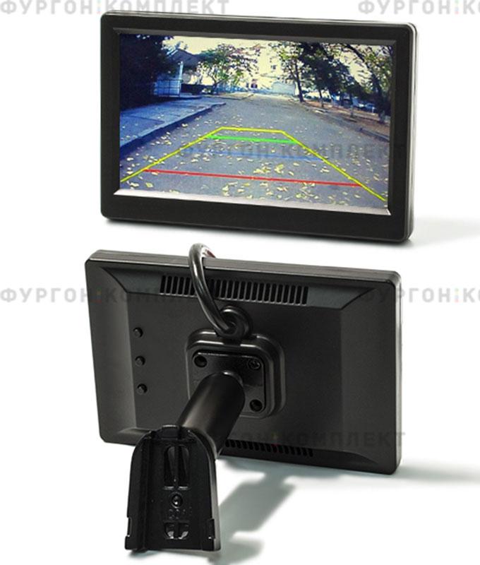 Монитор налобовое стекло AVS0504BM