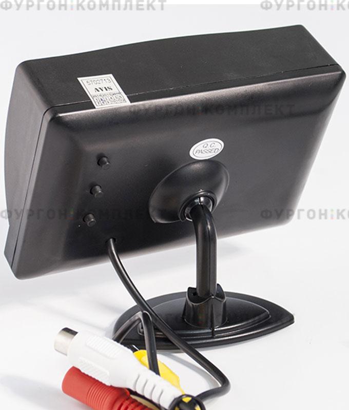 Монитор наприборную панель AVS0437BM (4,3 дюйма,480х272 px)