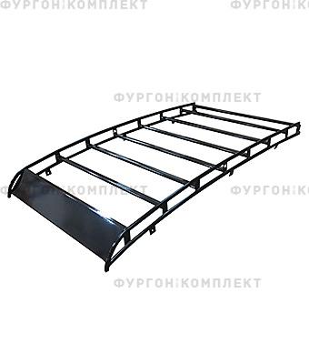 Багажник из окрашенной стали длиной 1-1,9 м