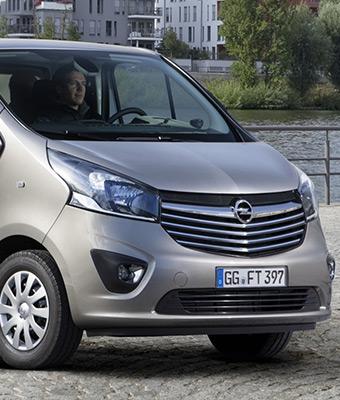 Комплект обшивки «Профессионал» для Opel Vivaro