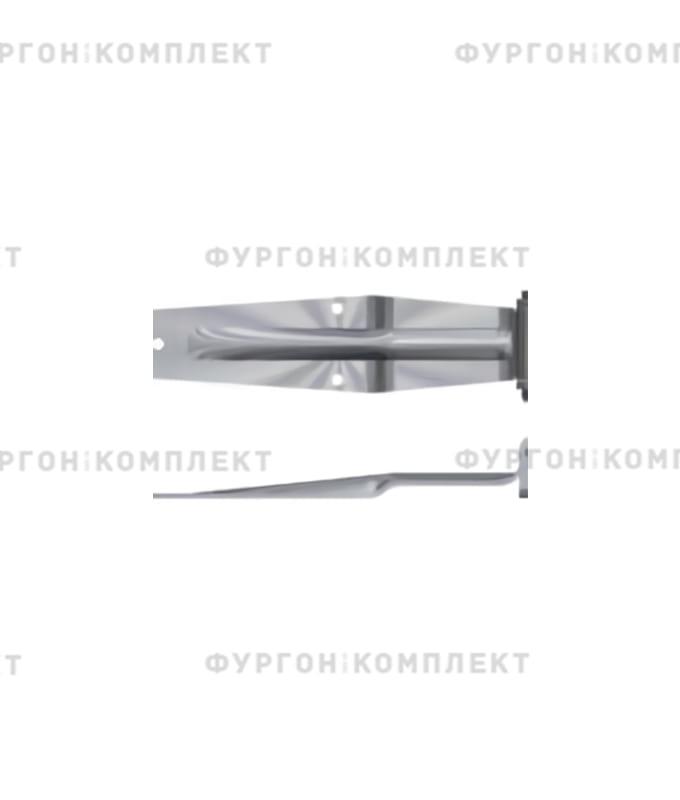 Петля заднего портала (длина 332 мм, оцинкованная сталь)