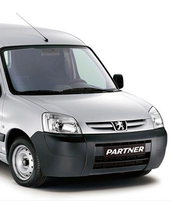 Peugeot Partner (2002 - 2007 гг)