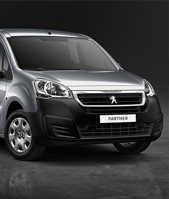 Peugeot Partner (2008 - н.в.)