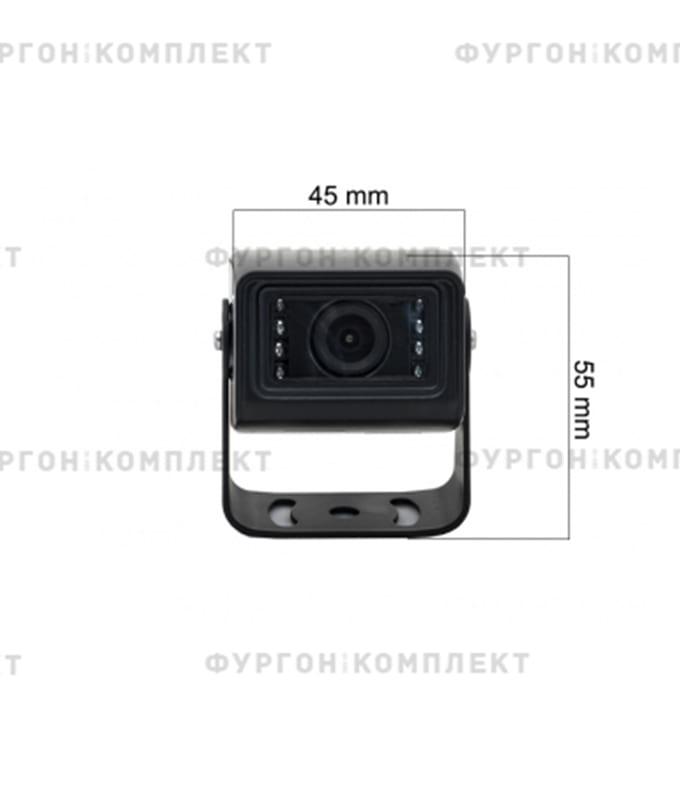 Камера заднего вида AVS335CPR (SD) (обзор 120°, 648х488 px)