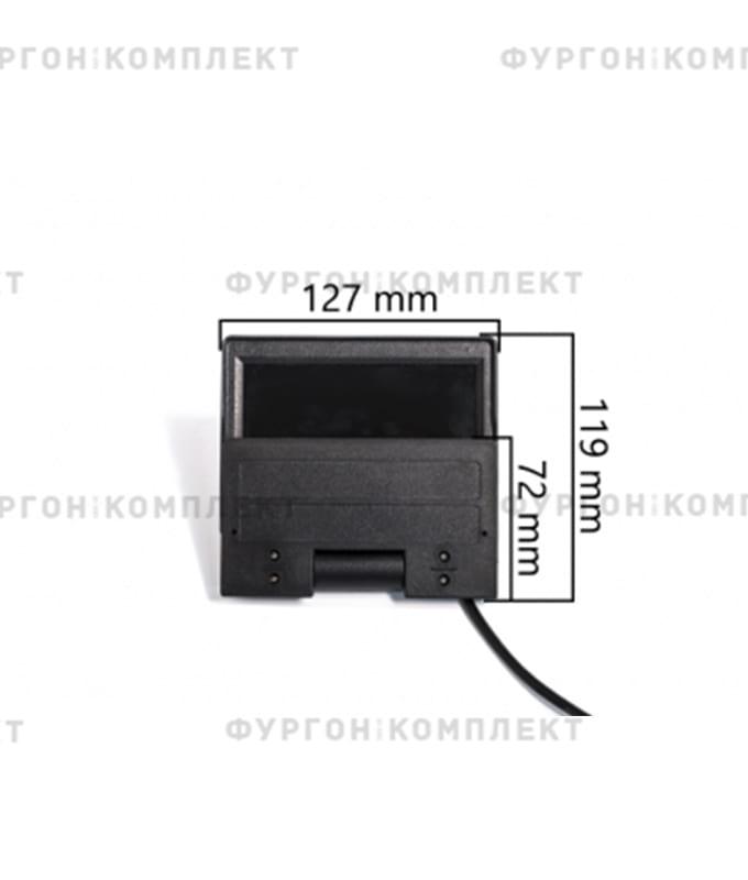 Монитор на приборную панель AVS0534BM (CVBS) (5 дюймов, 800x480 px)