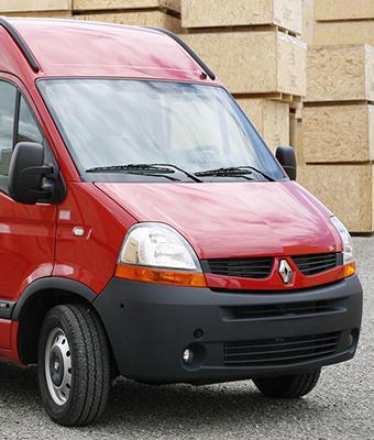 Обшивка для Renault MasterII (2002 - 2010 гг)
