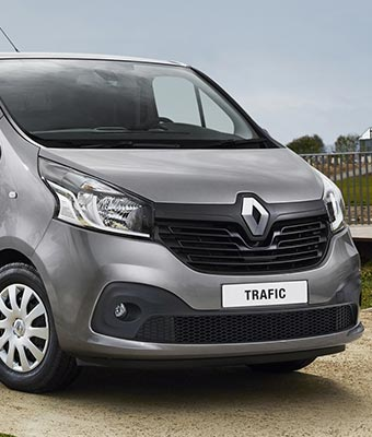 Renault TraficII