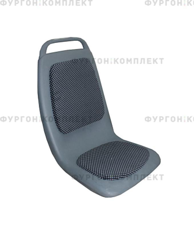 Одинарное антивандальное сиденье (Комплектация Комфорт)