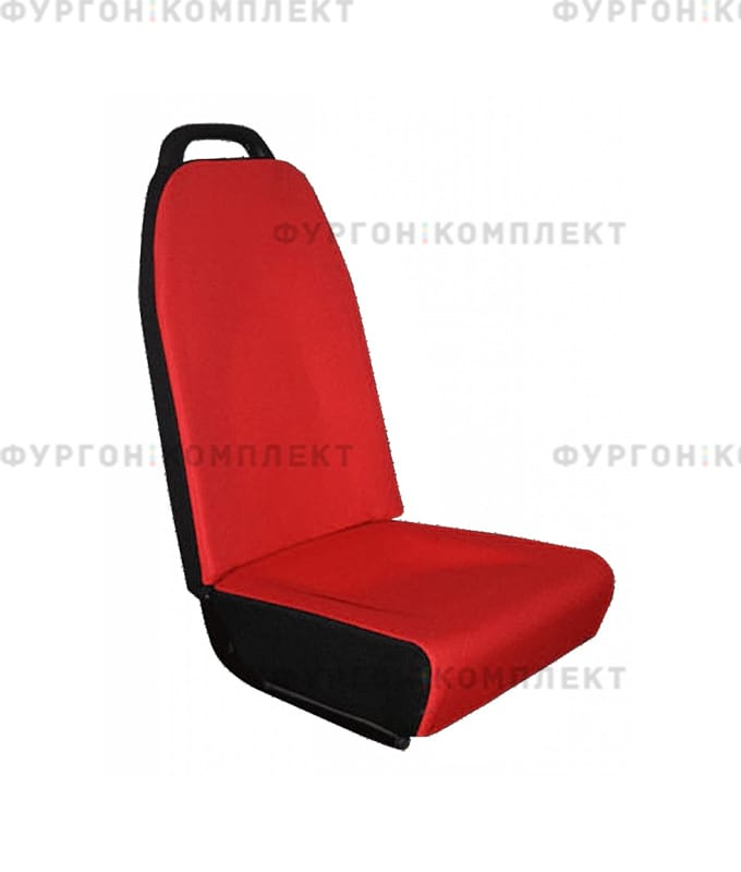 Одинарное сиденье (с низкой спинкой)