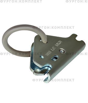 Такелажное кольцо ТКС001 (для стальной рейки)