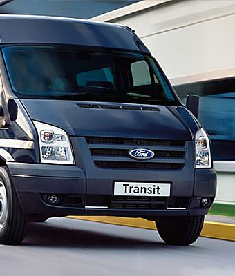 Стеллажи для Ford TransitVI (2006 - 2014 гг)