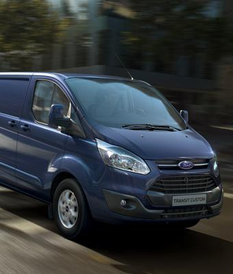 Ford Transit VII Custom