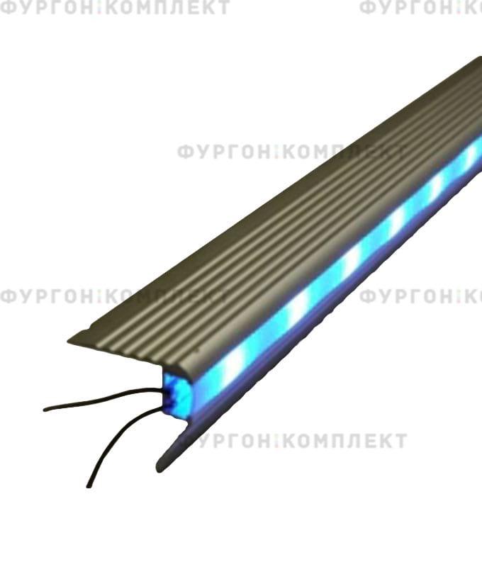 Уголковый профиль со светодиодной подсветкой (длина 5 м)