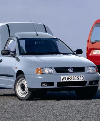 Volkswagen Caddy II (1995 - 2004 гг)