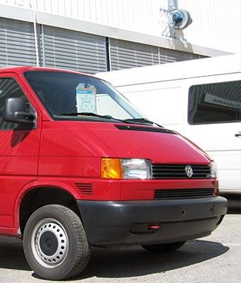 Комплект обшивки «Пол» для Volkswagen TransporterT4