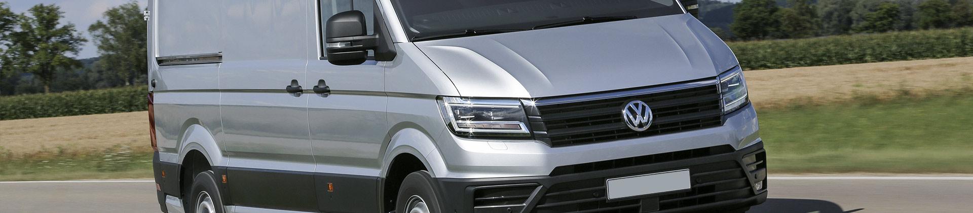 Volkswagen Crafter 2017: обшиваем новинку