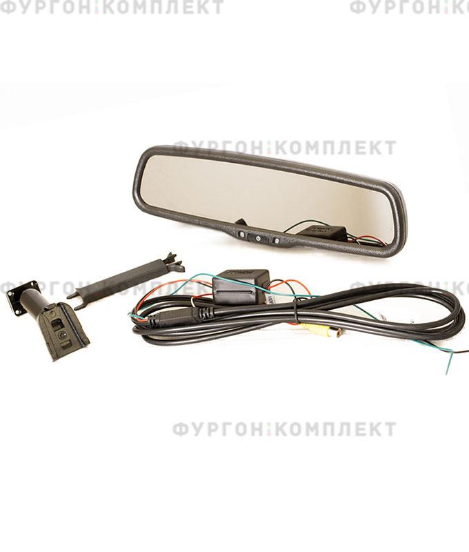 Зеркало смонитором AVS0410BM (4,3 дюйма, 800х480 px)