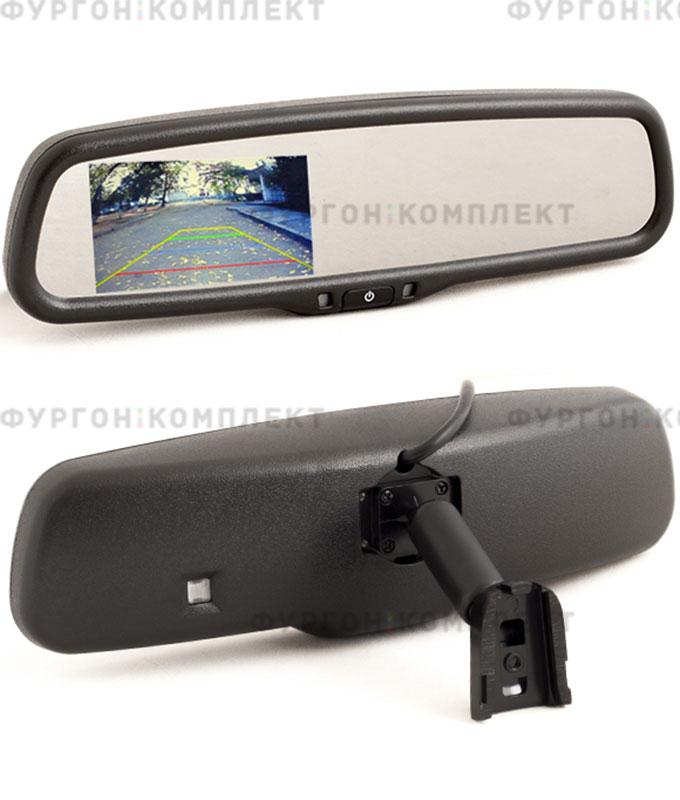 Зеркало смонитором AVS0410BM