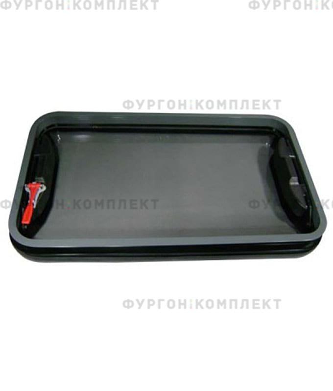 Люк аварийный стеклянный → 53x82 см (Турция)