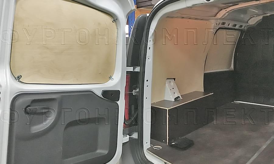 Обшивка стен фургона Лада Ларгус