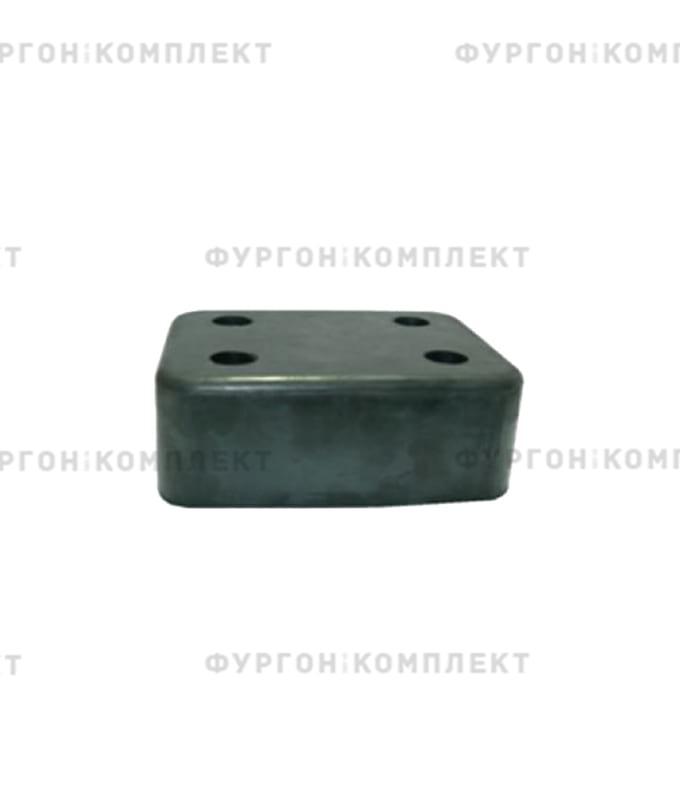Отбойник резиновый (размер 200 х 150 х 80 мм)