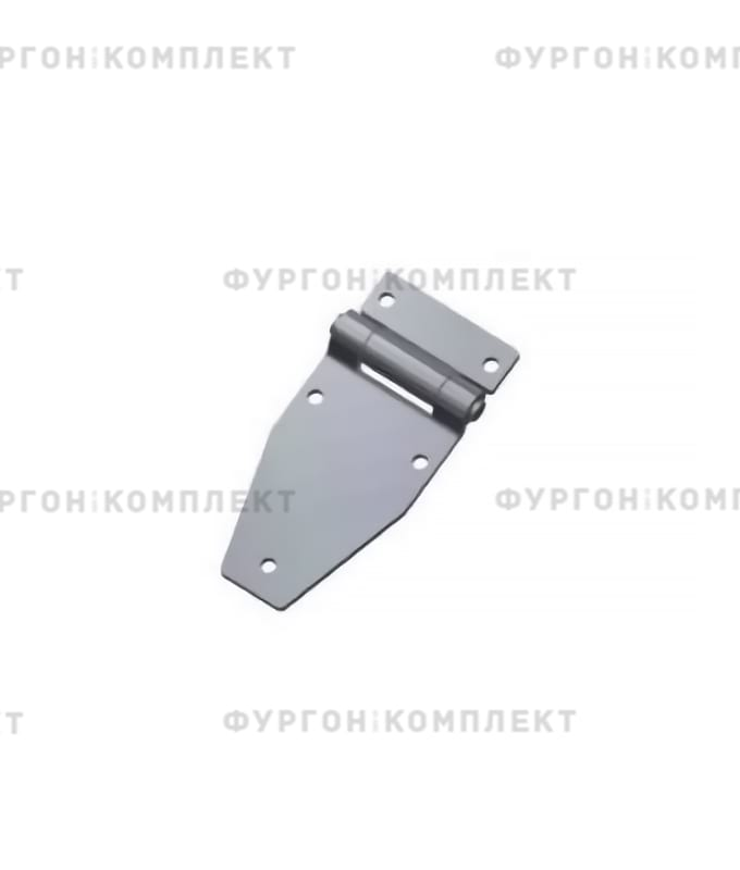 Петля боковой двери (длина 116 мм, нержавеющая сталь)
