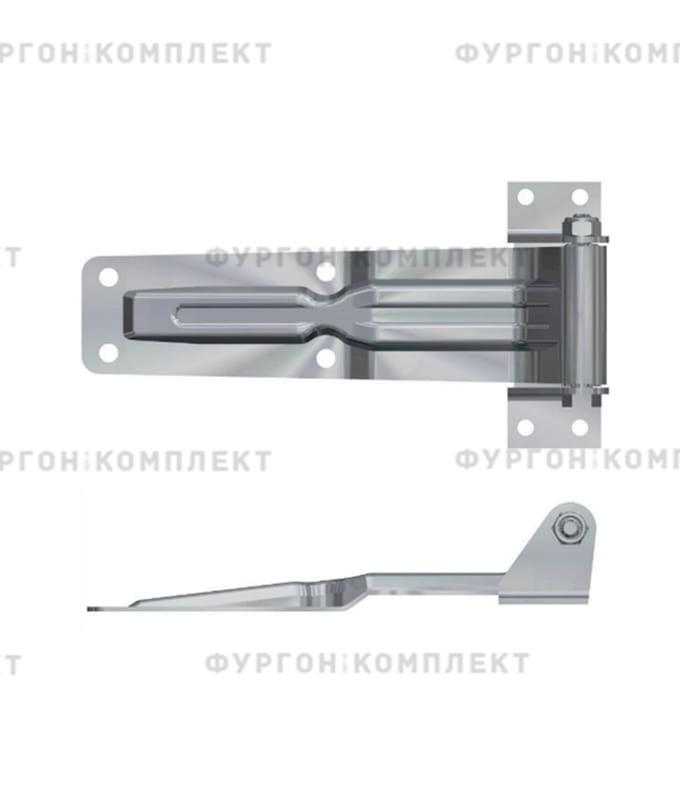Петля заднего портала (длина 275 мм, оцинкованная сталь)