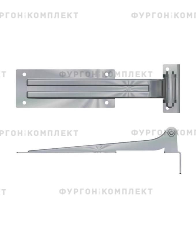 Петля заднего портала (длина 365 мм, нержавеющая сталь)