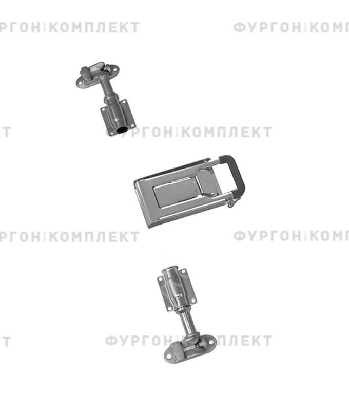 Штанговый запор с рукояткой «Push» (диаметр штанги 27 мм)