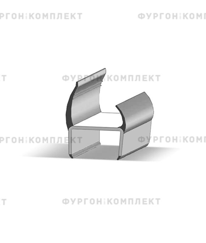 Уплотнитель резино-пластиковый