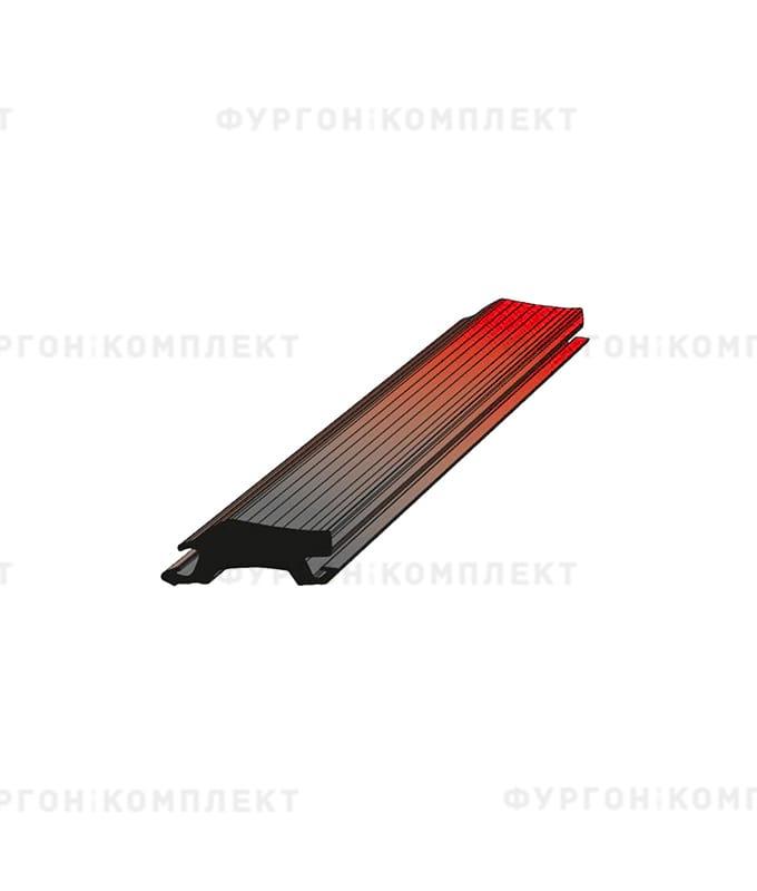Уплотнитель резиновый для дверей рефрижератора → 30×11мм