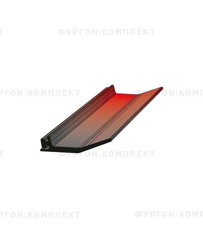 Уплотнитель для сдвижного тента → 40мм, внешний